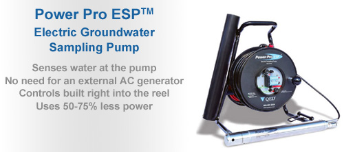 Power Pro ESP(TM) Electric Groundwater Sampling Pump